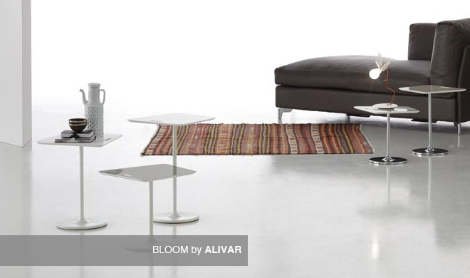 Bloom - tavolino - design