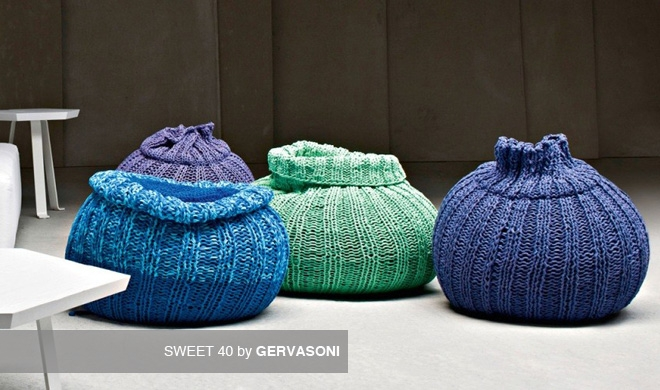 Pouf - design - Sweet 40