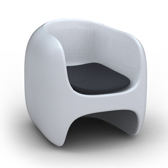 Apple - poltroncina - design