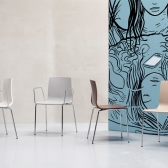 ALICE chair Sedia Design